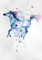 21 flying horse by ElenaShved