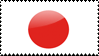 Japanese Flag Stamp by xxstamps