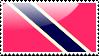 Flag of Trinidad + Tobago by xxstamps