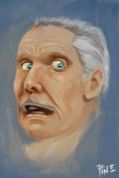 Vincent Price by PinPastor