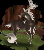 Lord Aracel | Stag | Royal by orengel