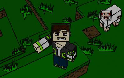 MinecraftPolska Skin Contest #1 by ZcoogerChannel