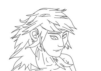My lineart practises 1 by ZcoogerChannel