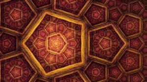Asterpentol Mosaic by JP-Talma