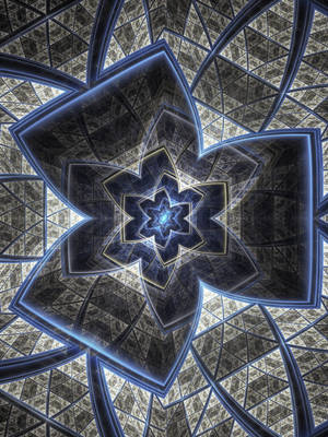 Sierpinski's Cubic Vault by JP-Talma