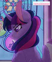 Empress Twilight by ItsTaylor-Made