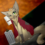iinkfrost's Birthday by Sunpelt-the-Kat