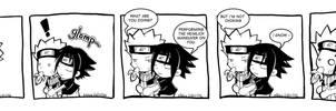 Naruto: Heimlich Maneuver by MooguriKlaine