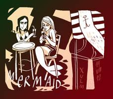 Mermaids - monstergirl challenge day #5 by xulm