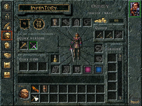New Sword BAM! (Osprey Level 6-6) by withinamnesia