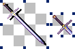 Osprey's Unique Purple Two-Handed Sword +1 by withinamnesia