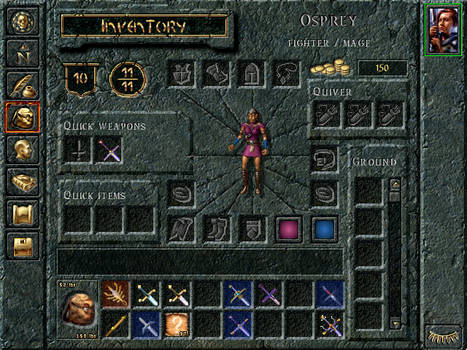 New Scimitar +1 (Small) Inventory Prespective by withinamnesia
