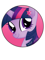 Twilight Sparkle Pin by BrittanysDesigns