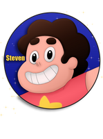 Steven Universe Pin by BrittanysDesigns