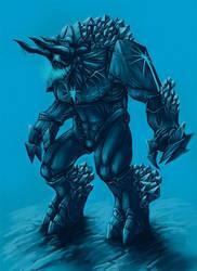 Frost Giant Ragnarok by TheDuke89