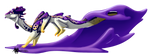 Kylaka the DragonSeaslug by LuckyLombaX