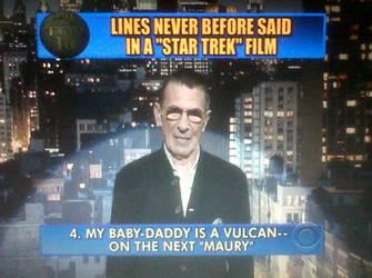 10 Things Never in Star Trek 2 by sasukes-sister