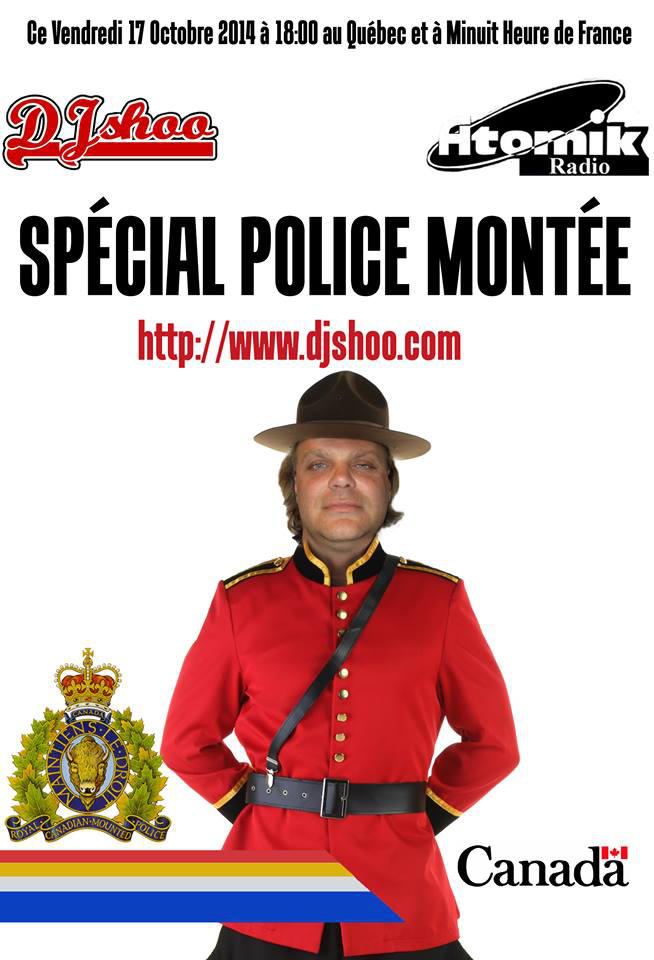 Dj Shoo - Police MontEe 1 by DJ-SHOO