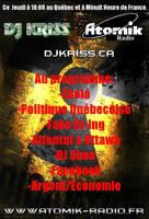 Dj Kriss by DJ-SHOO