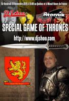 Dj Shoo - Throne  2 by DJ-SHOO