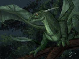 Moonlit Hunter by Katolin