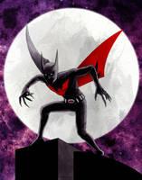Batman Beyond by brandnewcicada