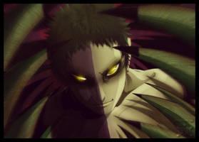 Zetsu keeps an eye on you by MastaHicks
