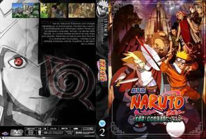 OWs - Naruto DVD Cover by MastaHicks