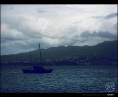 'Sad boat' by MastaHicks