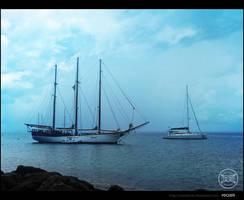 'C'est bateau...' by MastaHicks