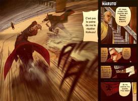 Hidan and Kakuzu Attack by MastaHicks