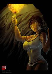 Lara Croft - Tomb Raider by MastaHicks