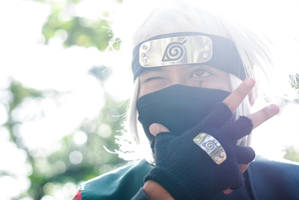 Kakashi Hatake by chongbit