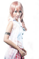 Serah Farron final fantasy xiii 2 by chongbit
