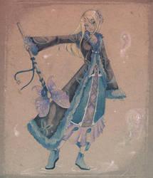 Commission: Tsu - 6 by kibou-chan