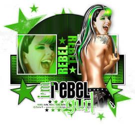 Rebel Gurl by biene239