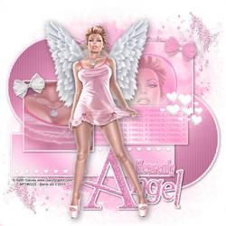 Angel by biene239