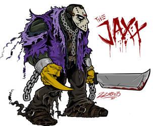 the JAXX by ZZoMBiEXIII