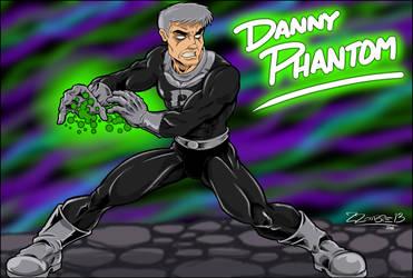 Danny Phantom by ZZoMBiEXIII