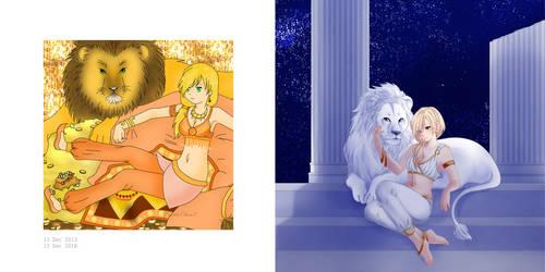 Leo - 2013 to 2018 by StarsDEN