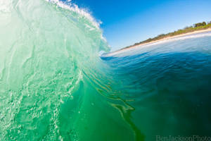 Green Ice by benjackson