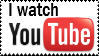 I watch YouTube Stamp by falakalak