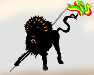 Lion of Judha by porcupine-matt