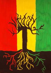 Rasta Roots by porcupine-matt