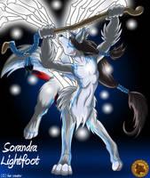 Sorandra Lightfoot by Lysozyme