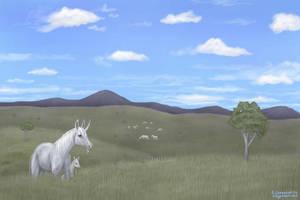 Unicorns. by Isdrake