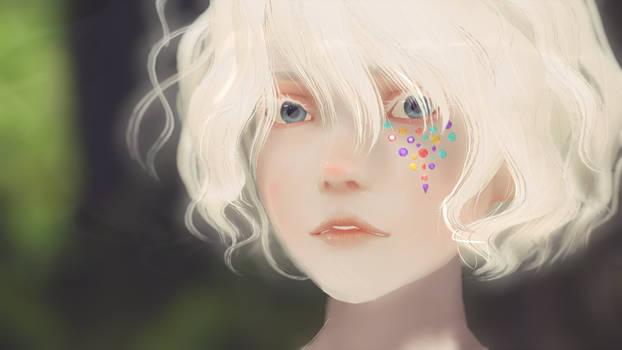  MMD  Curly ballerina by 000WendyTyan000