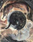 Ragnarok I by Exileden