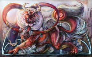 Sacred Fu by Exileden