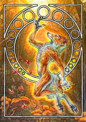 Autumnal Equinox by Exileden